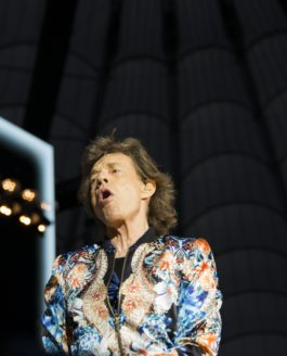 ROLLING-STONE Magazine | Rolling Stones : Mick Jagger va mieux !